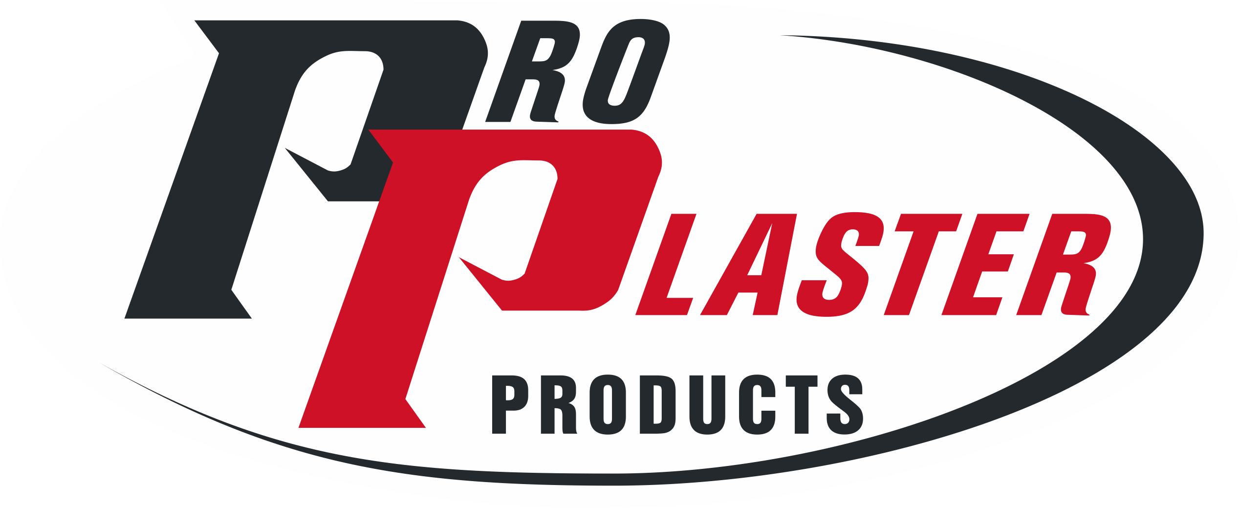 Pro Plaster Logo - Dark Background